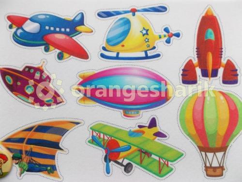 Печать - Воздушный транспорт