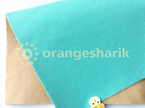 Велкроткань клеевая голубая (Китай)