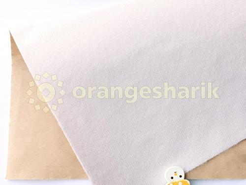 Велкроткань клеевая белая (Китай)