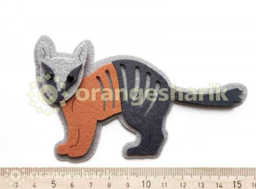 Животные Австралии - Намбат
