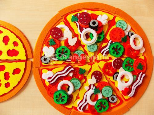 Комплект нарезок - Начинка для пиццы на 6секторов