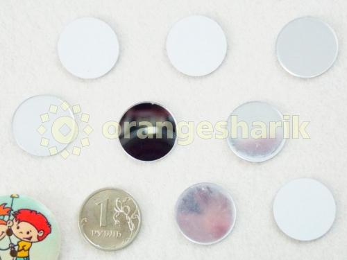 Зеркало пластиковое 2,0 см