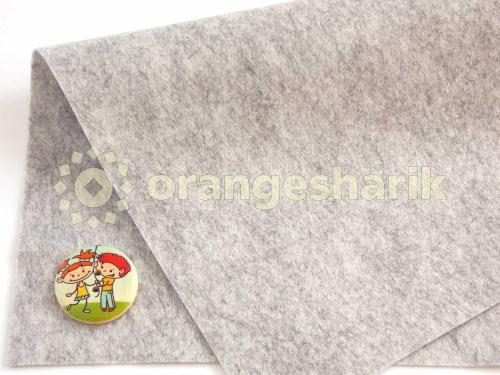 Фетр мягкий 1,0 мм 03 мраморный